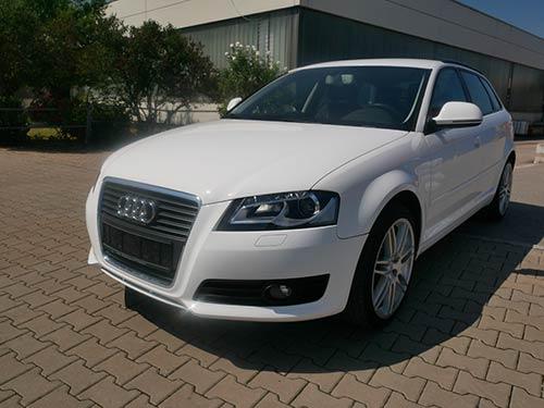 Audi A3 Verkauf von Auto Ankauf Franken in Nürnberg