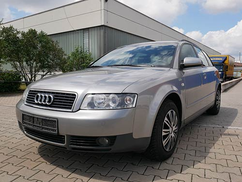 Audi Ankauf Service von Auto Ankauf Franken