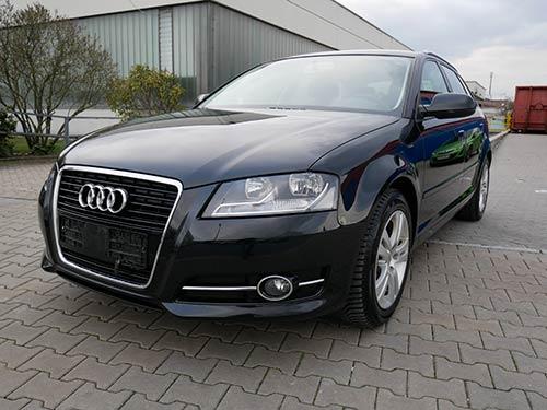 Audi A3 Sportpaket steht zum Verkauf bei Auto Ankauf Franken in Nürnberg