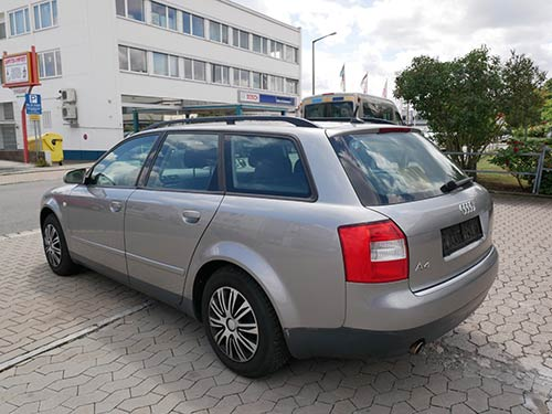 Audi A4 Ankauf von Auto Ankauf Franken in Nürnberg