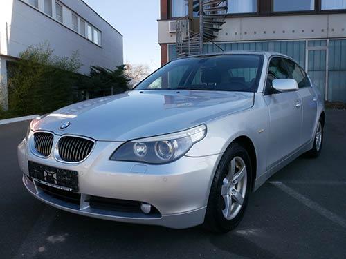 5er BMW steht zum Verkauf bei Auto Ankauf Franken
