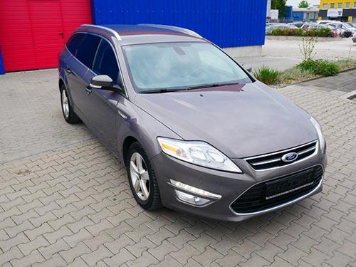 Ford Ankauf ein Ford Mondeo von Autoankauffranken.de