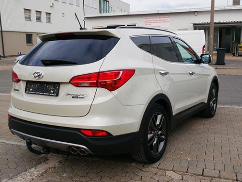 Hyundai Ankauf ein Hyundai Santafee von Autoankauf Franken in Nürnberg
