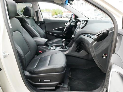 Hyundai Ankauf ein Hyundai Santafee Vollausstattung