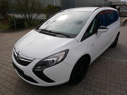 Opel Meriva Ankauf von Autoankauf Franken