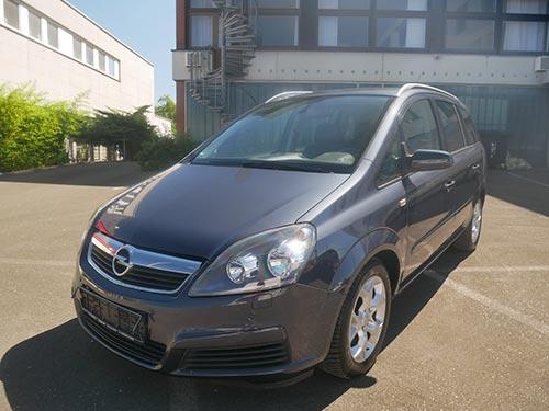 Opel Astra Kombi Ankauf von Autoankauf Franken