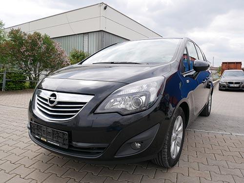 Opel Ankauf von Autoankauf Franken in Nürnberg