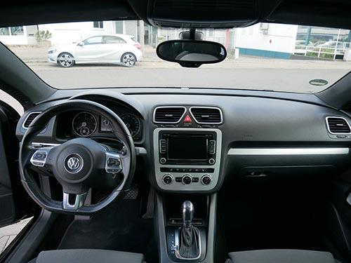 VW-Ankauf-Scirocco-Innenansicht
