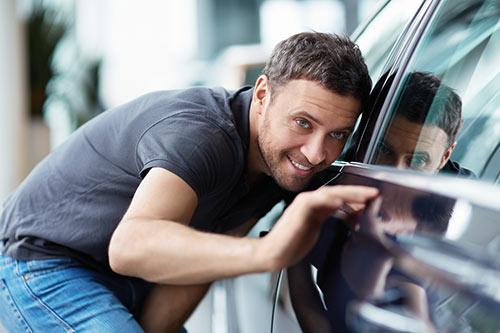 Fahrzeugbewerten Außenansicht