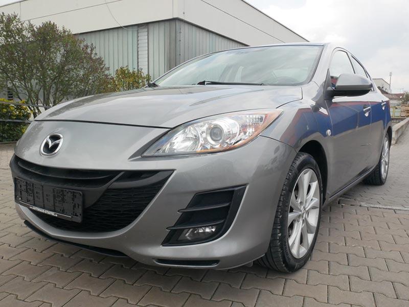 Autoankauf-Mazda Gebrauchtwagen