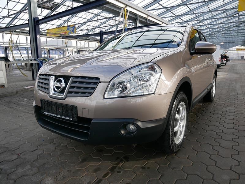 Autoankauf Nissan Gebrauchtwagen