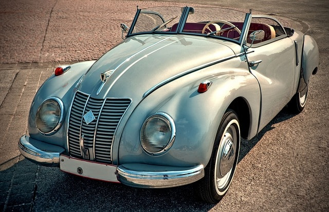 Oldtimer-Ankauf-Cabrio
