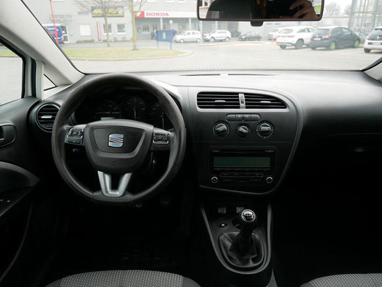 Seat Innenansicht