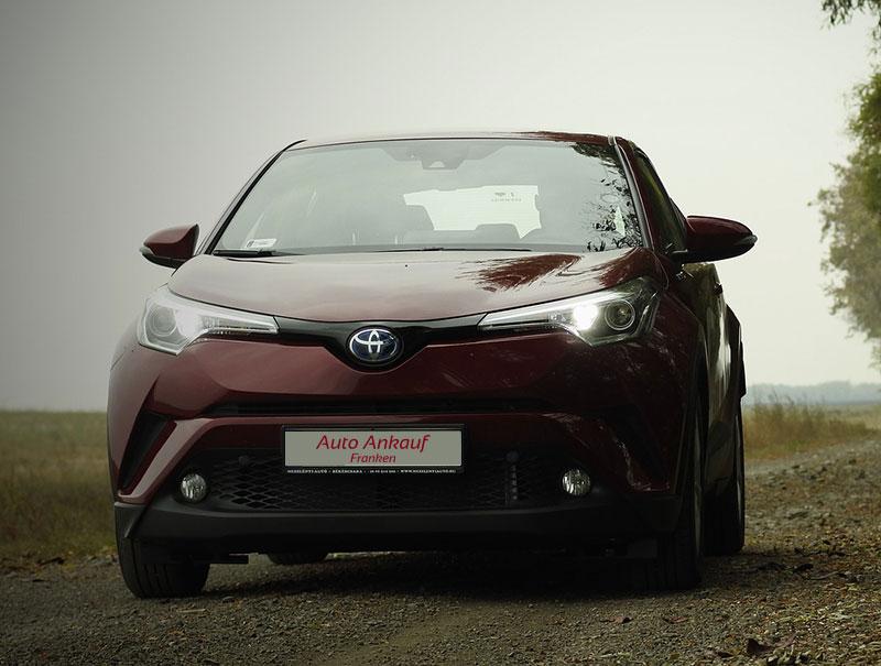 Toyota Gebrauchtwagen